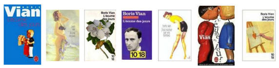 boris vian audiovisuel livres et chansons campus fle education. Black Bedroom Furniture Sets. Home Design Ideas